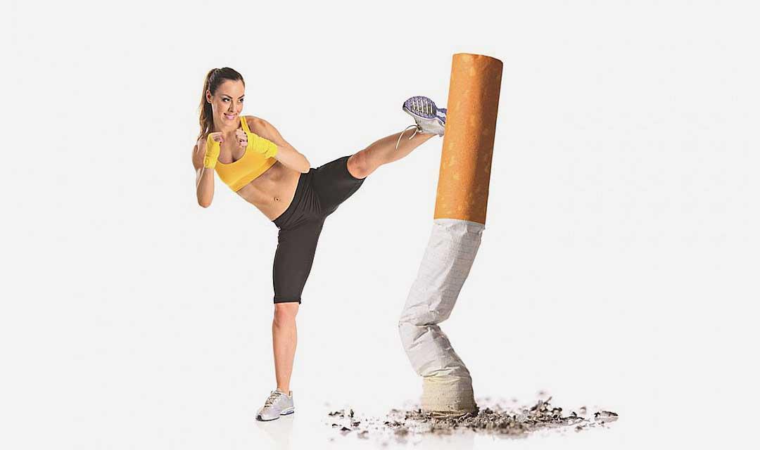 Come smettere di fumare, Please don't smoke